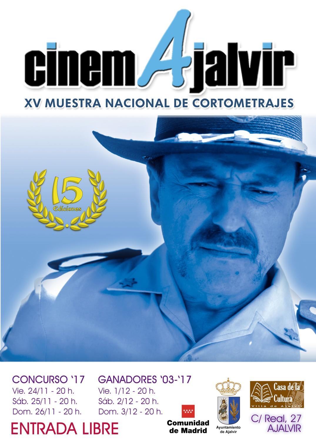 cinemAjalvir 2017 Cartel